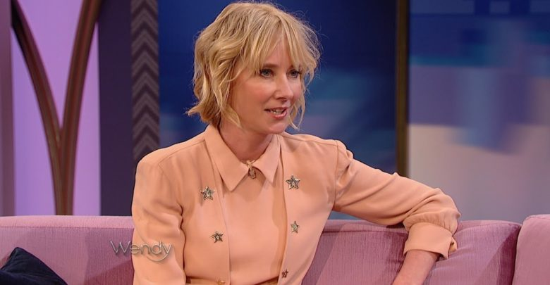 Is dating who anne now heche Anne Heche
