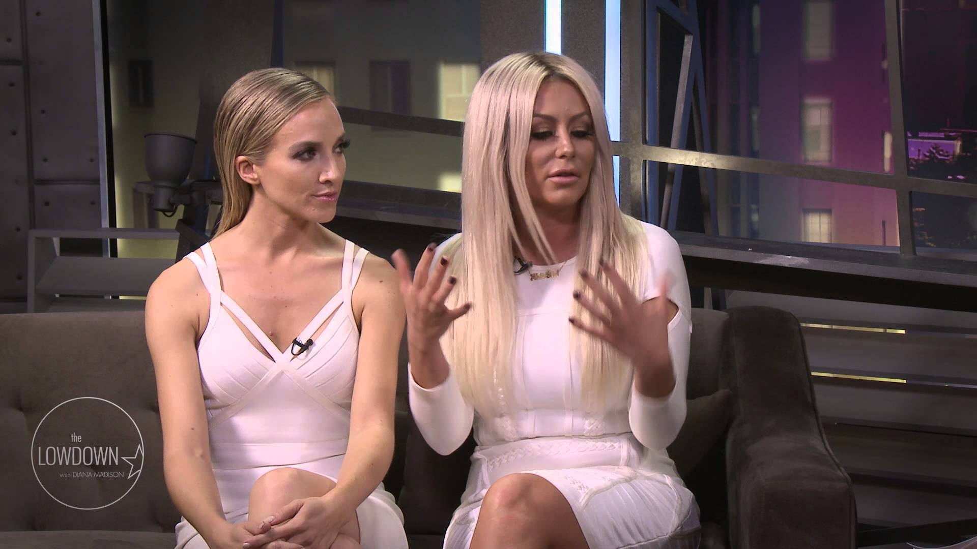 Aubrey O'day And Shannon Bex Are Dumblonde! – emiliodee1 |Danity Kane Shannon Bex Husband