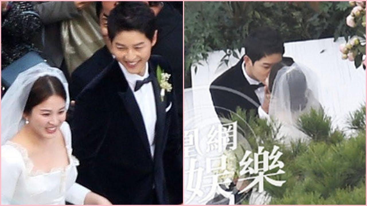 Joong Ki Girlfriend
