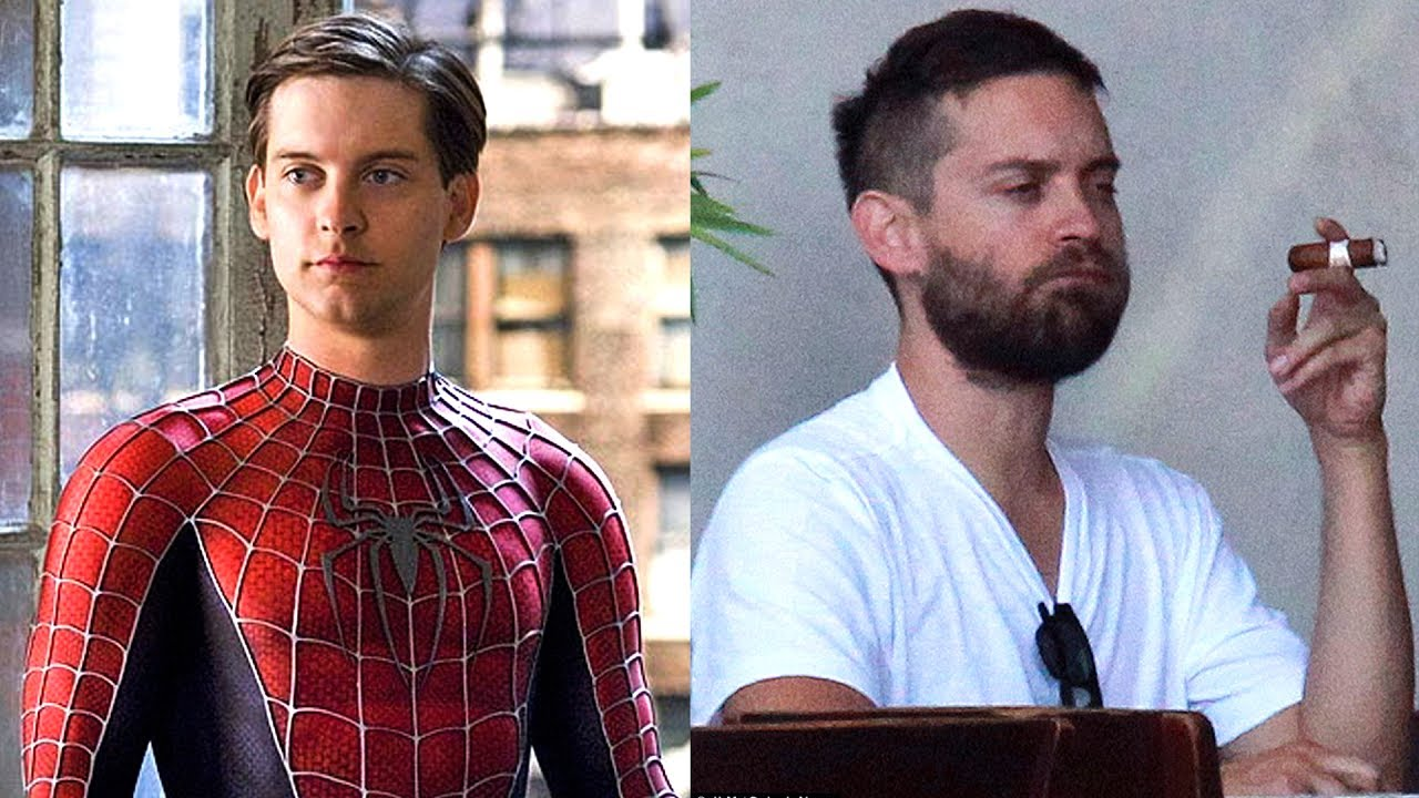 Where's Tobey Maguire ...